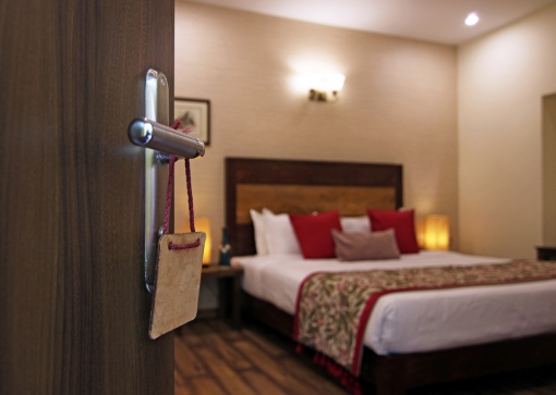 Rooms at Devraj Niwas